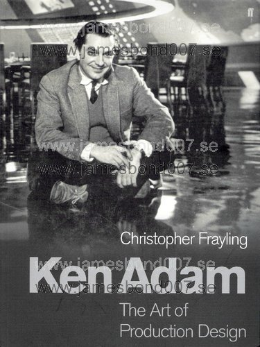 Sir Ken Adam, The Art of Production Design Sir Christopher Frayling