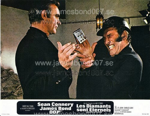 Sir Sean Connery och XXX Färg, set B