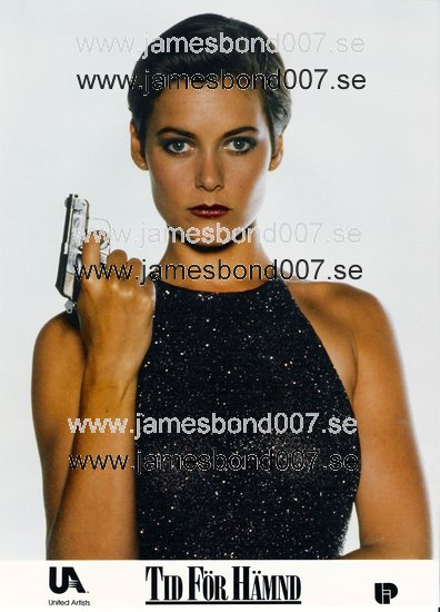 Carey Lowell Swedish, in colour