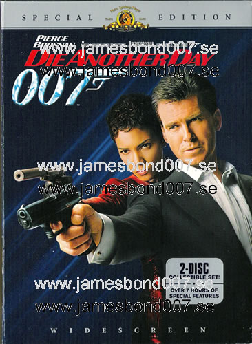 Die Another Day (2002) Region 1