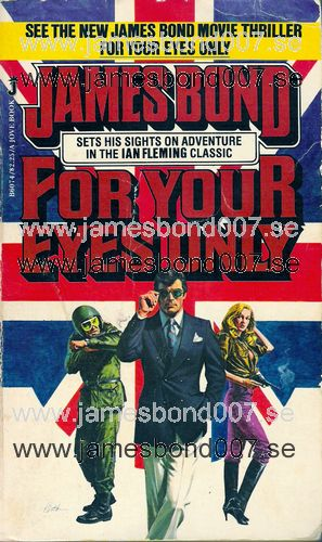 For Your Eyes Only (Ur dödlig synvinkel) Ian Fleming