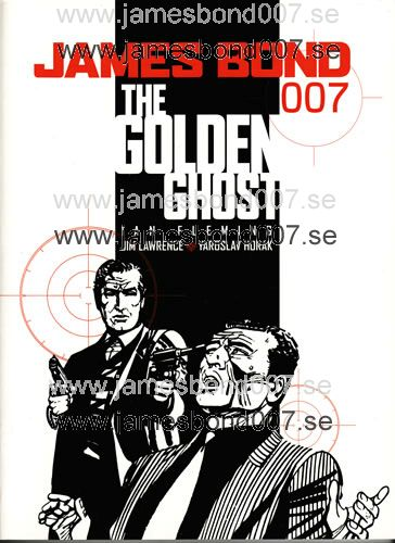 Golden Ghost Jim Lawrence
