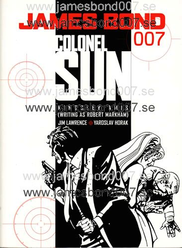 Colonel Sun Kingsley Amis