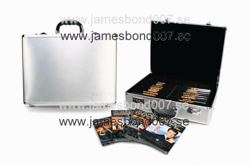 James Bond series 1962-2002 Ultimate Edition box set
