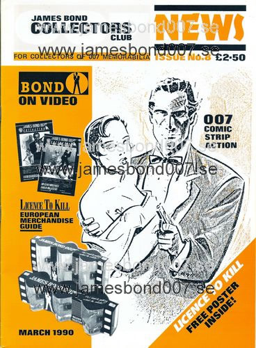 007 NEWS (now named COLLECTING 007) 8