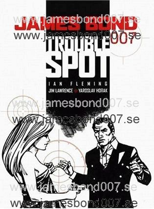 Trouble Shot Jim Lawrence och Yaroslav Horak