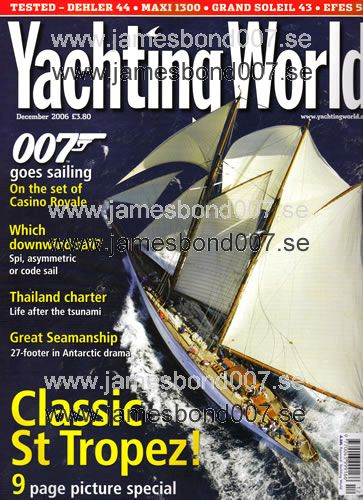 Yachting World December