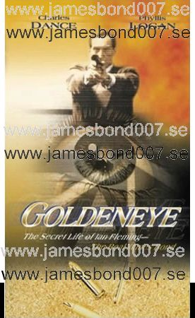 Goldeneye - The secret life of Ian Fleming region 2