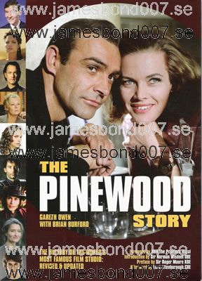 The Pinewood Story Gareth Owen with Brian Burford