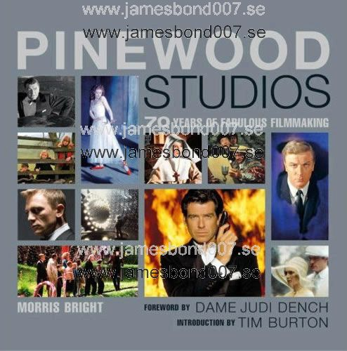 Pinewood Studios - 70 years of fabulous filmmaking Morris Bright