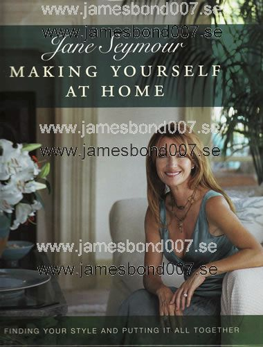 Making yourself at home - Finding your style and putting it all together Jane Seymour
