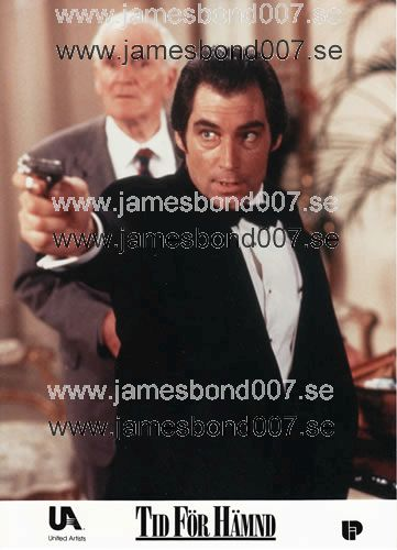Timothy Dalton Colour
