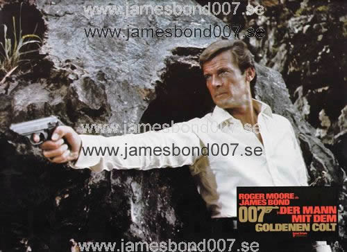 Sir Roger Moore Colour