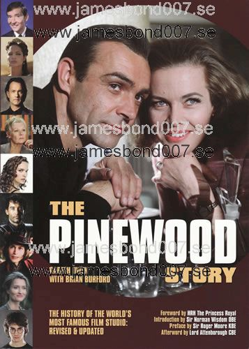 The Pinewood Story Gareth Owen