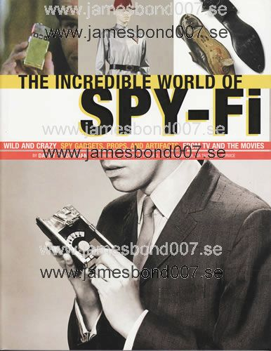 The Incredible World of Spy-Fi Danny Biederman