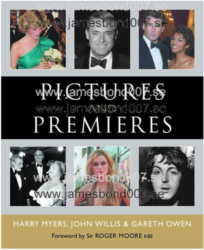 Pictures And Premieres Harry Myers, John Willis och Gareth Owen