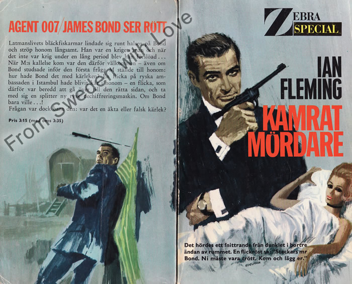 Kamrat mördare (From Russia with Love) Ian Fleming