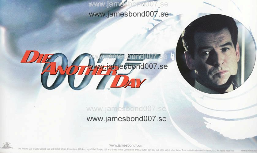 Die Another Day (2002) Original