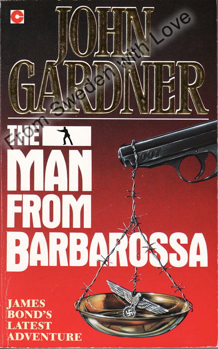The Man From Barbarossa John Gardner