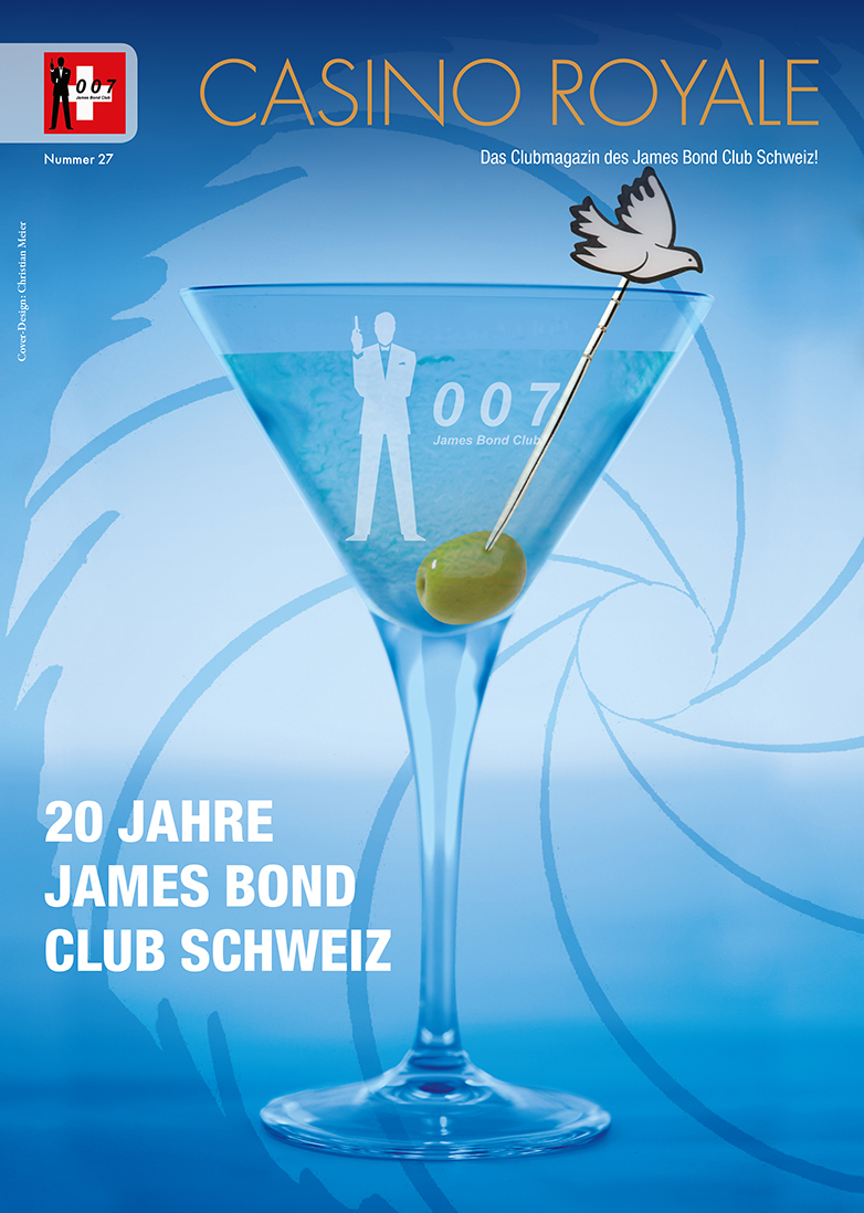 Casino Royale 27 James Bond Club Schweiz