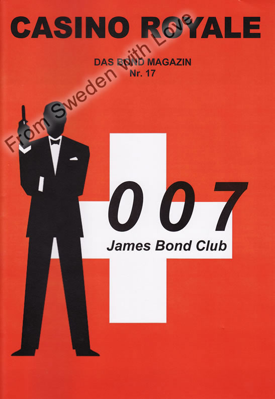 Casino Royale 17 James Bond Club Schweiz