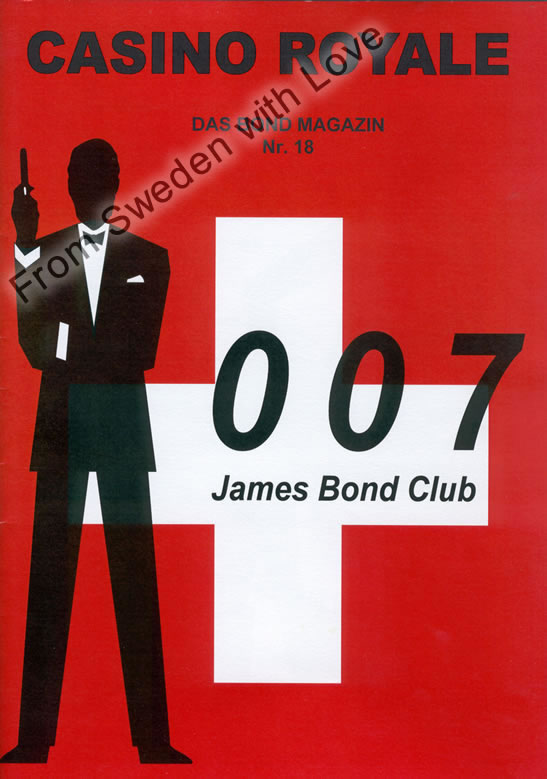 Casino Royale 18 James Bond Club Schweiz
