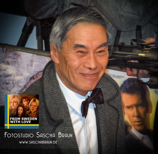 Burt Kwouk Cato James Bond