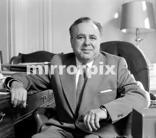 Harry Saltzman Eon Productions