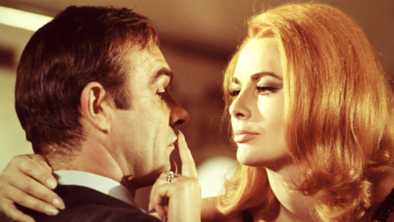 Sean Connery Karin Dor You Only Live Twice
