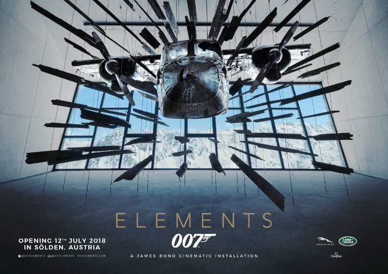 007 Elements official poster