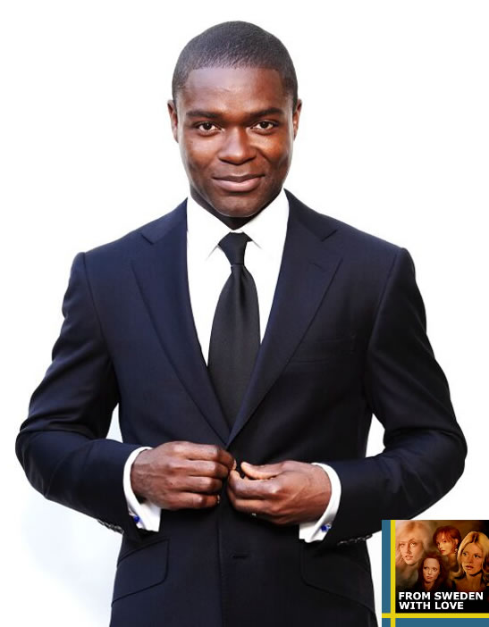 David Oyelowo Trigger Mortis black James Bond