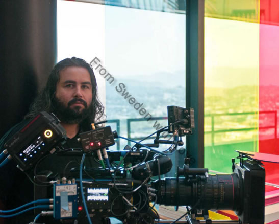 Hoyte van Hoytema Bond 24 cinematographer