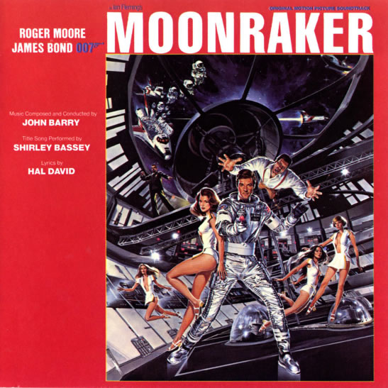 Moonraker soundtrack New Recording