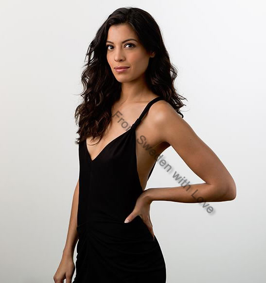 New James Bond girl Stephanie Sigman