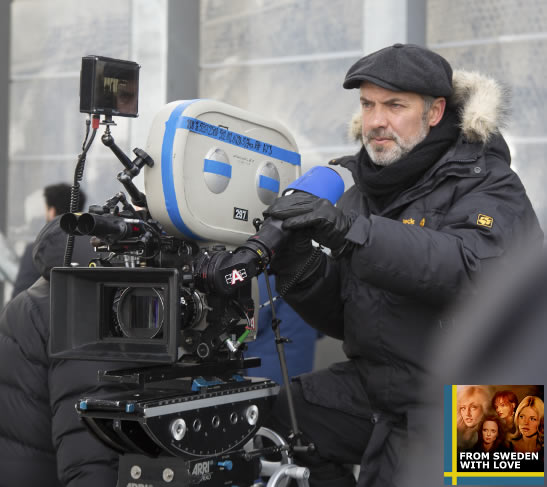 SAM MENDES ON SPECTRE
