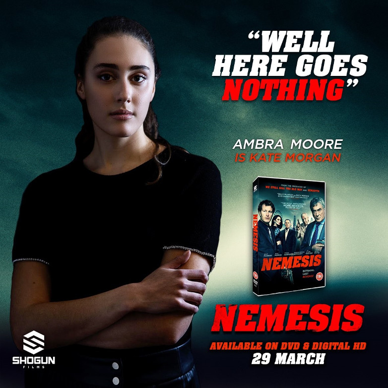 Ambra Moore Kate Morgan Nemesis film