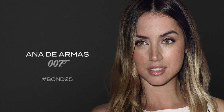 Ana De Armas as Nomie in Bond 25