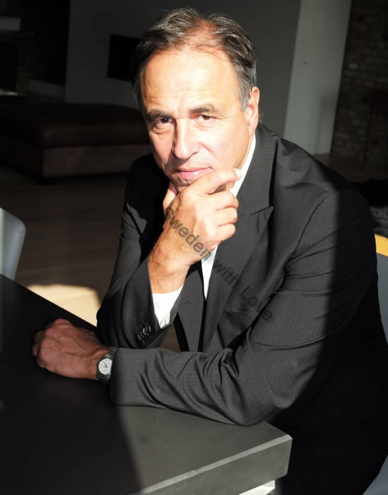 Anthony Horowitz James Bond author