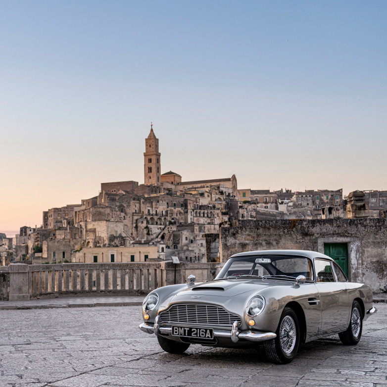 Aston Martin DB5 No Time To Die