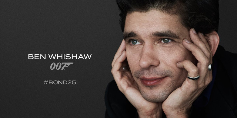 Ben Whishaw as Q in Bond 25