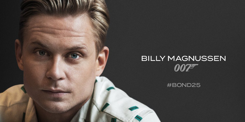 Billy Magnussen in Bond 25