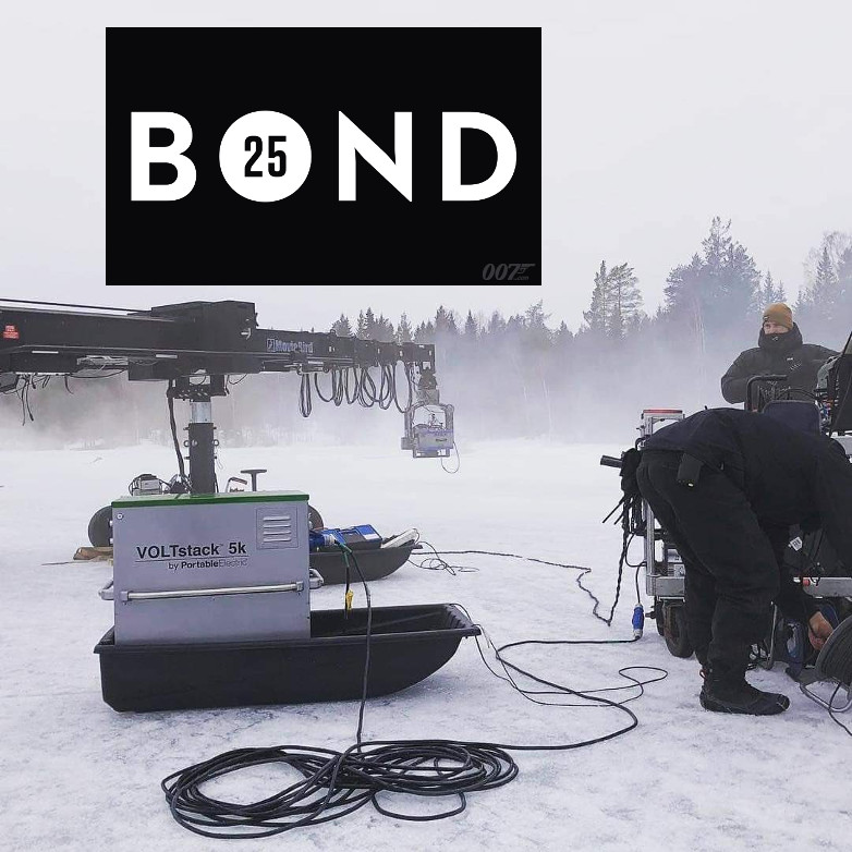 Bond 25 Norway IMAX experience