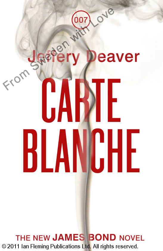 Carte blanche uk events