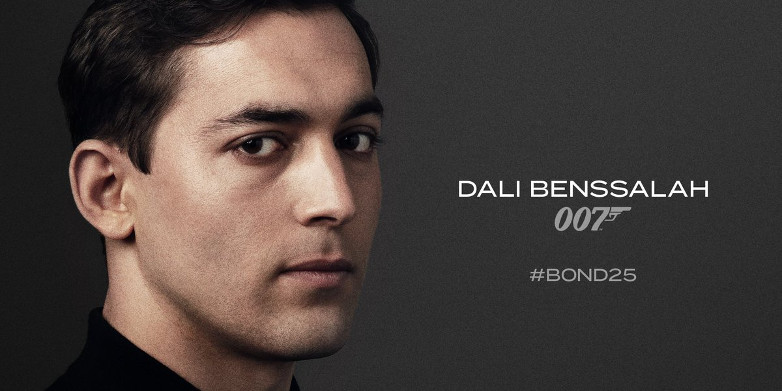 Dali Benssalah in Bond 25