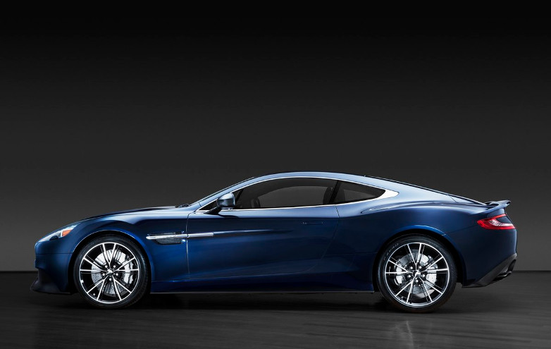 Daniel Craig Midnight Blue Centenary Edition Vanquish