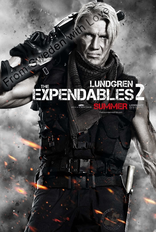 Expendables2 dolph lundgren