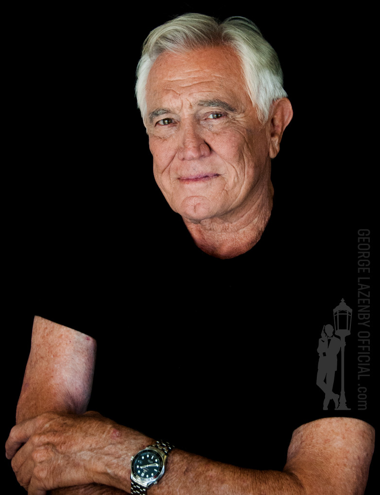 George Lazenby Lifetime Achievement Award
