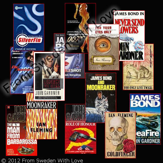 Ian fleming bibliography 2012