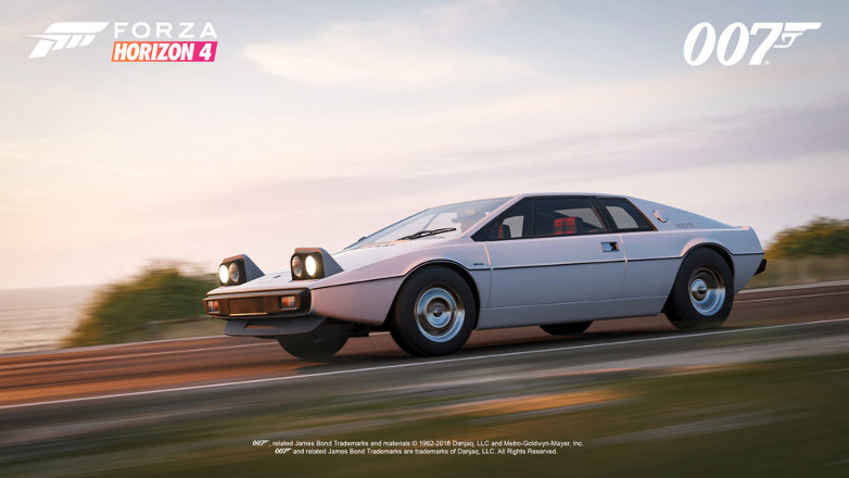 James Bond car Lotus Esprit S1