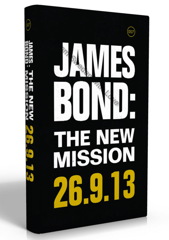 James bond the new mission